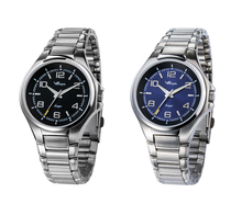 WAYA Fashion Mens Watch Stainless Steel Wristwatches Military Luxury Watches Drop-Shipping Quartz Saat Relogio Masculino