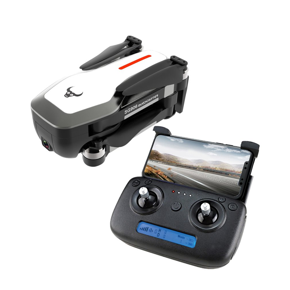 SG906 GPS 5G WIFI FPV pliable RC Dron jouet avec 1080 P/4 K Selfie caméra RTF 2/3 * Batteries VS XS809S XS809HW SG106 sac de transport Drone