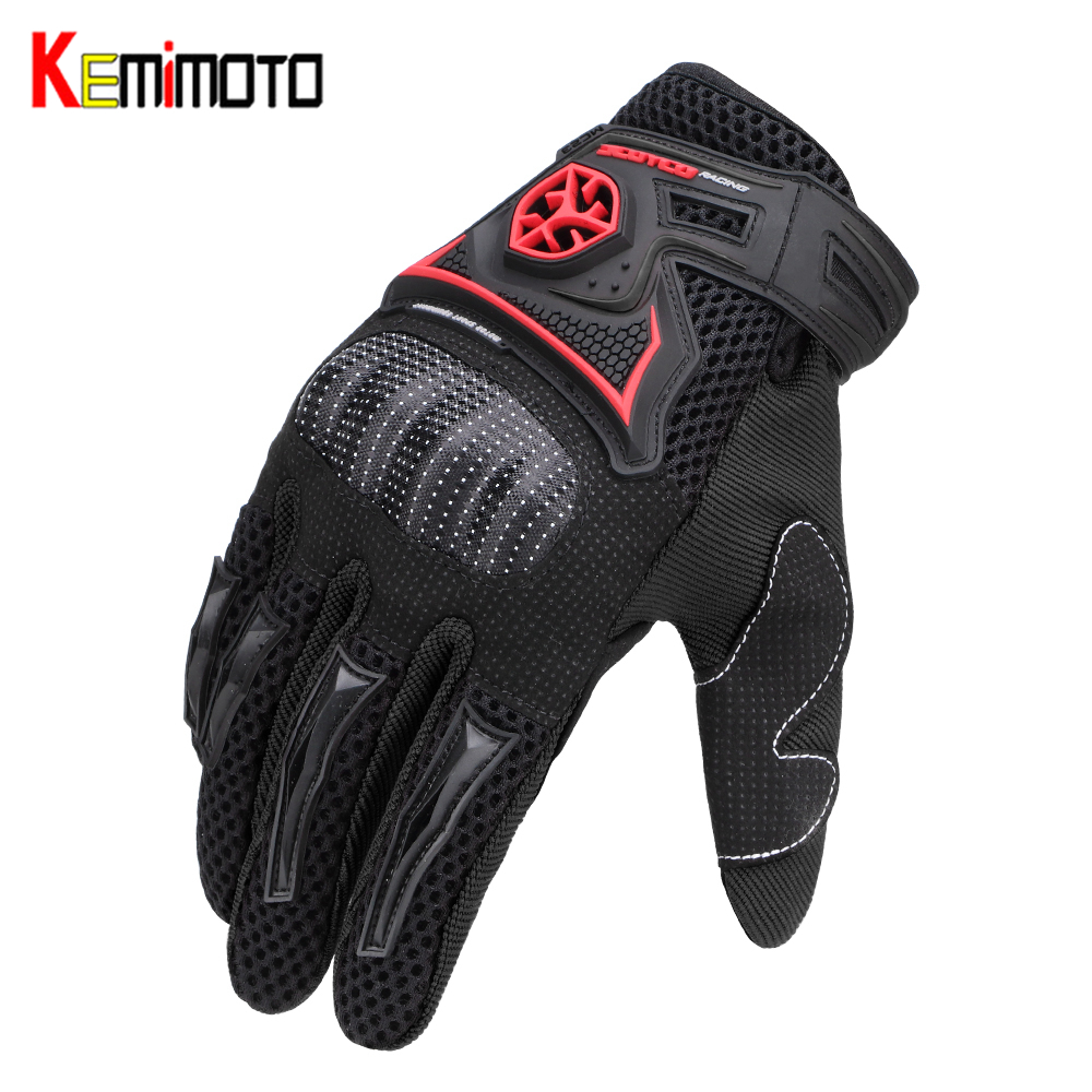 Gloves Motorcycle Guantes Protective Women Summer Invierno Breathable Wholesale Man