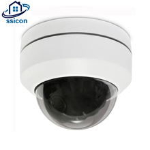 2MP Speed Dome Starlight Camera AHD 2.8-12mm Lens Color Day And Night Vision Waterproof Outdoor Dome PTZ Security Camera