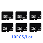 10 PCS/LOT TF-karte 128 MB 256 MB 1 GB 2 GB 4 GB 8 GB Micro Karte High Speed C10 Speicher Micro Sd-karte