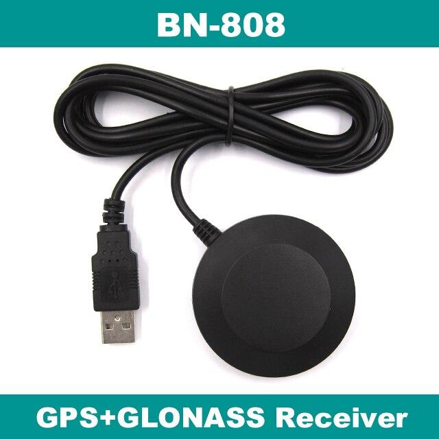 USB GLONASS GPS receiver UBLOX M8030 Dual GNSS receiver module antenna,FLASH,laptop PC,BN-808,better than BU-353S4