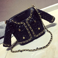 Summer Women's Handbags Leather Jacket Bag Bolsos Mujer Handbag Bags For Women's Jacket Chain Handbags Women Famous Brand Bags