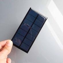 2PCS X 3 5V 250mA Mini monocrystalline polycrystalline solar Panel small solar cell 3V PV module