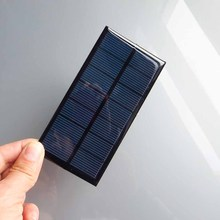 2PCS X 3.5V 250mA Mini monocrystalline polycrystalline solar Panel small solar cell 3V PV module for DIY solar Kits