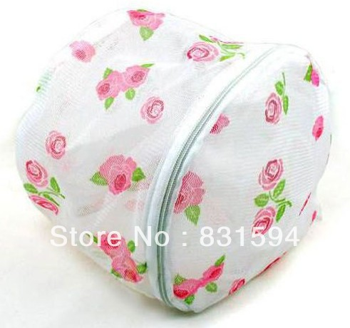 Mesh Bra Washing Aid Bag Laundry Saver Underwear Lingerie Sock Wash Basket