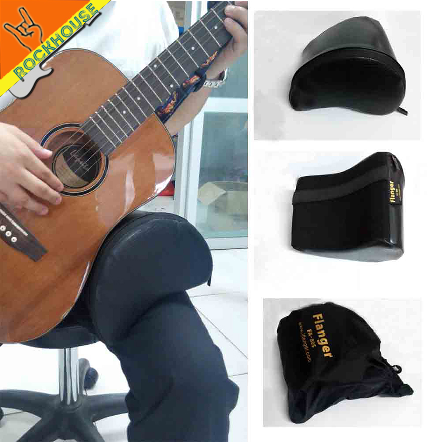 Flanger Classical Guitar Foot Rest Flamenco Guitar Footstools Antiskid Durable Light Portable Free Shipping savarez tomatito flamenco t50j t50r nylon classical guitar strings high normal tension