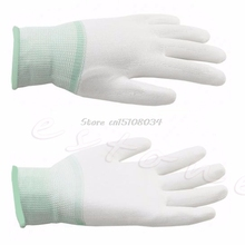 1 Pair Nylon Quilting Gloves For Motion Machine Quilting Sewing Gloves S08 Drop ship(China)