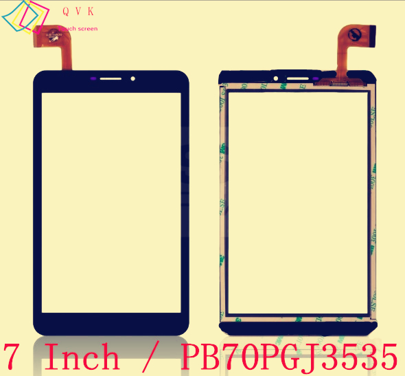 7 Inch touch screen For Nomi C070010 Repair you the life of the touch PINGBO PB70PGJ3535 , 51pin 183 * 108mm, Free Shipping repair service level 2 included touch screen