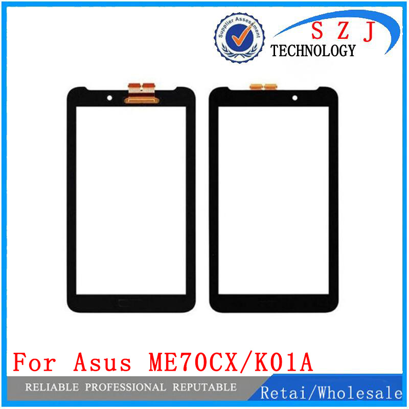 New 7'' inch tablet for Asus ME70CX/K01A touch screen panel digitizer glass replacement Free shipping for asus padfone mini 7 inch tablet pc lcd display screen panel touch screen digitizer replacement parts free shipping