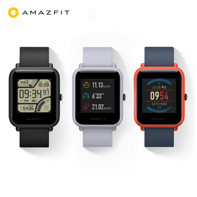2018 New Arrival Xiaomi Huami Amazfit Bip Youth Smart