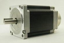 Fren J86HB118-06 NEMA34 boyutu 86mm ile Step motorlar (DC24V) motorlu uzunluğu 118mm tork 8.5N.m (1215oz-in)