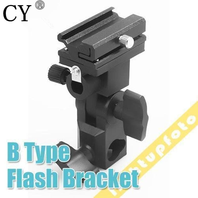 B Type Light Stand Umbrella Holder Flash Bracket Photographic Equipment Photo Studio Accessories Hot Selling