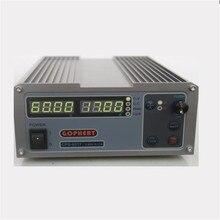 Высокая Мощность Цифровой Регулируемый Источник Питания ПОСТОЯННОГО ТОКА CPS-6017 1000 Вт 0-60 В/0-17A Лаборатории питания