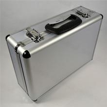 RC Drone Carry Hard Aluminum Case For futaba 14SG 10C 8FG 10J 8J T6K FrSky X9D Plus