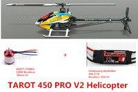 Tarot 450 PRO V2 FBL Helicopter Including 50A ESC