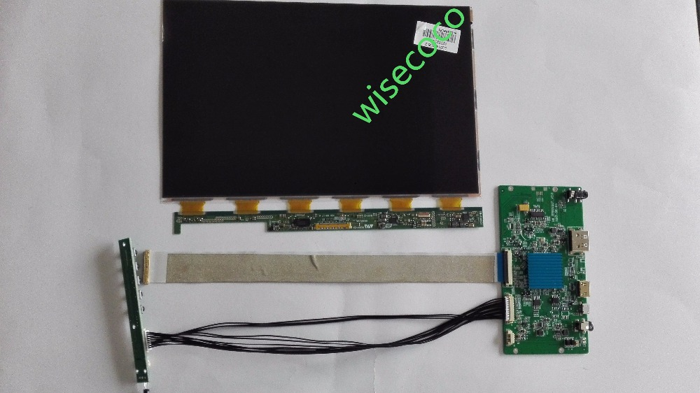 10.1 inch 2K TFT LCD 2560*1600 IPS VVX10T025J00 ( removed backlight ) HDMI MIPI controller board for DIY project 3d printer