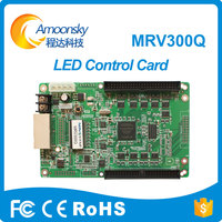 Full Color Rgb Led Display Novastar Mrv300q Led Receiving Card Nova Mrv330q Mrv330 1 Matching Nova