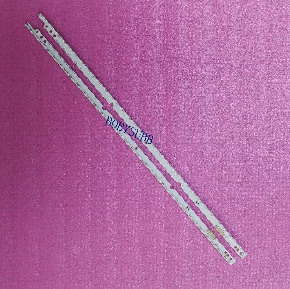 572mm 60 Leds New Samsung SLED 2012SVS46 7032NNB LEFT60 RIGHT60 2D LED Strip