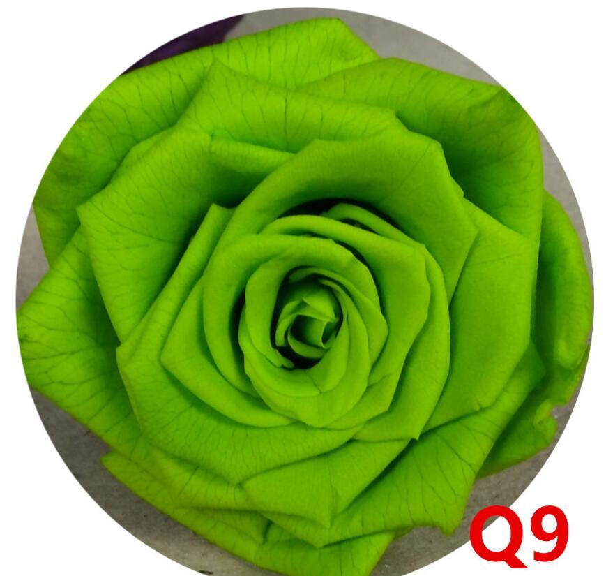 24pcs 2-3cm sačuvana cvijet ruža bud glavu za vjenčanje party - Za blagdane i zabave - Foto 4