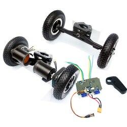 11inch Truck Electric Skateboard Brushless Motor 8inch Whlees Off Road Skateboard Belt Drive Bridge 4 Wheel Long Board