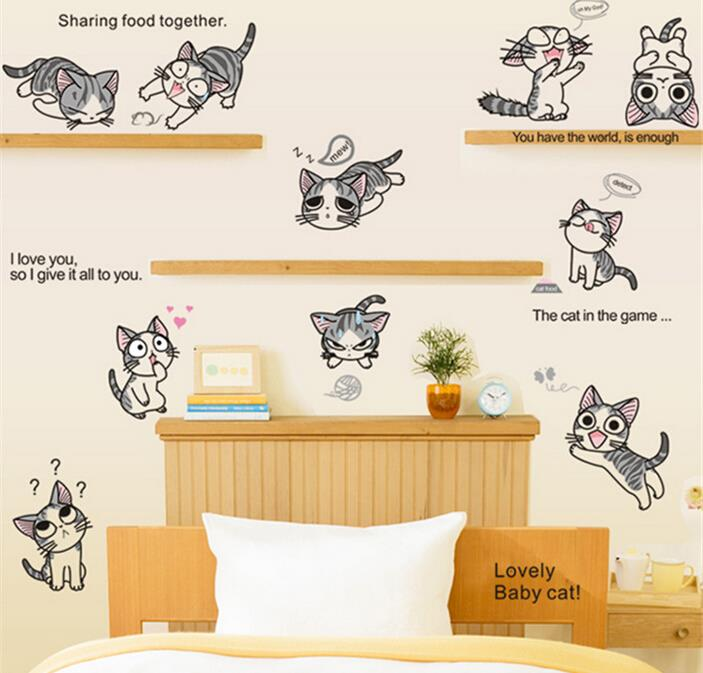 Cat Bedroom Decor