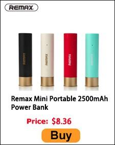 Remax Mini Portable 2500mAh