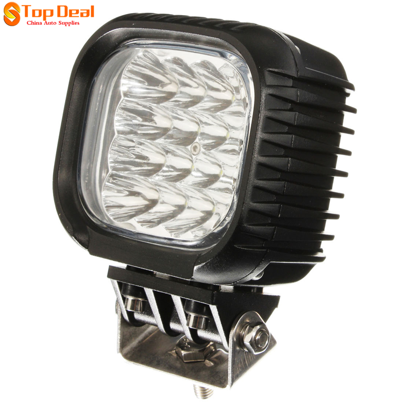 New 48W 4320lm Waterproof Working Lamp font b Light b font Car font b Light b