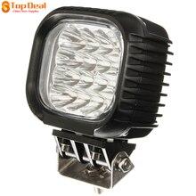Nuevo 48 W 4320lm trabajo a prueba de agua luz de la lámpara del coche luz LED para barco SUV camiones