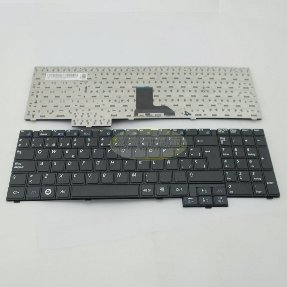 New notebook Laptop keyboard for Samsung R530 R528 R540 R538 R620 R618 Series SP  layout new czech keyboard for samsung r620 np r620 r525 np r525 r528 r530 r540 cz black laptop keyboard