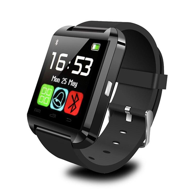 nueva smartwatch u8 bluetooth smart watch para samsung s5 s6 htc huawei lg xiao
