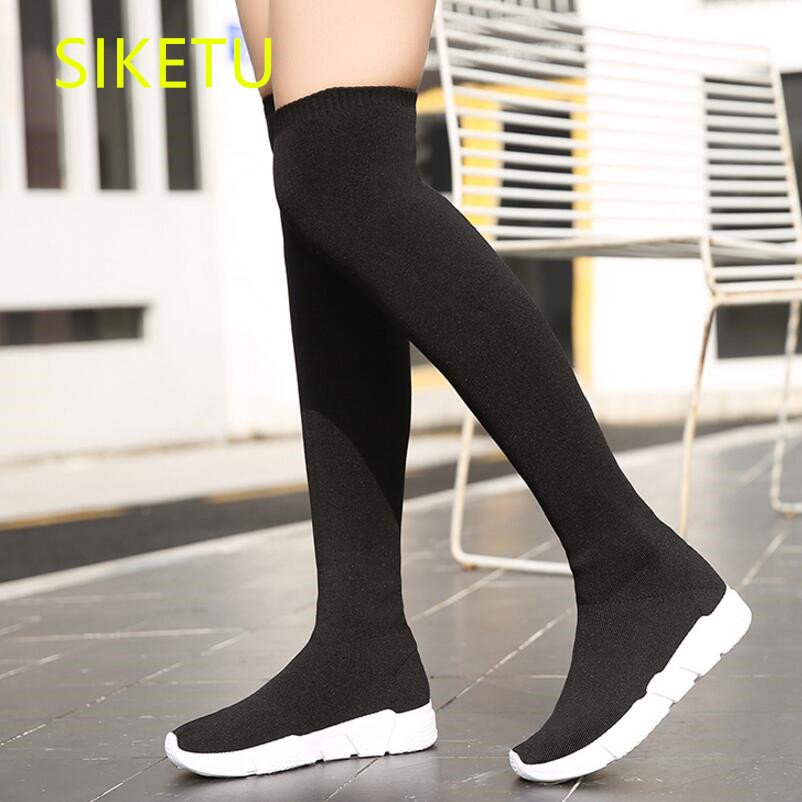 SIKETU Free shipping Spring and autumn women boots high-heel shoes Martin boots snow boots women shoes Wild summer pumps x003 mother