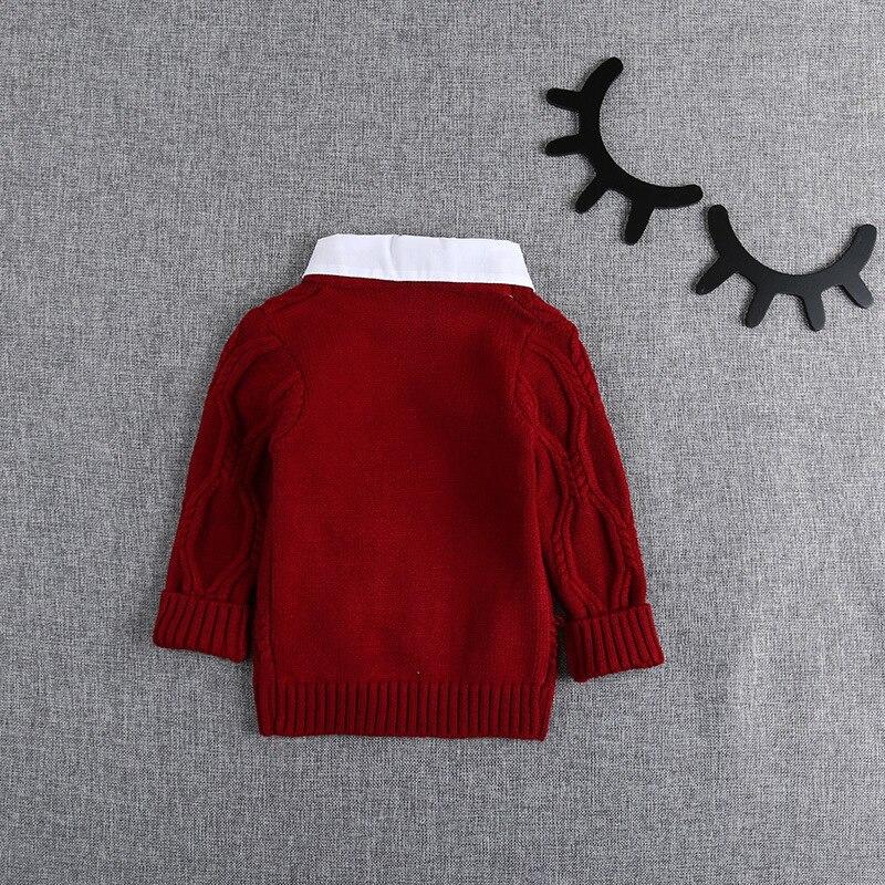 Autumn-Winter-Knitting-Baby-Infants-Knitwear-Long-Sleeve-Gentleman-Knit-Boys-Bow-Sweater-Outwear-Pullover-Camisola-Sweater-S5475-5