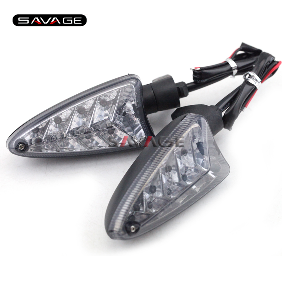 For Triumph Speed Triple 1050/R Street Triple 675/R Motocycle Accessories Front/Rear LED Turn Signal Light Indicator Lamp