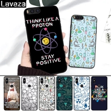 Lavaza Biology and Chemistry Silicone Case for Xiaomi Redmi 4A 4X 5A S2 5 Plus 6 6A Note 4 Pro 7 8 k20 Prime Go lavaza anime mirai nikki silicone case for xiaomi redmi 4a 4x 5a s2 5 plus 6 6a note 4 pro 7 prime go