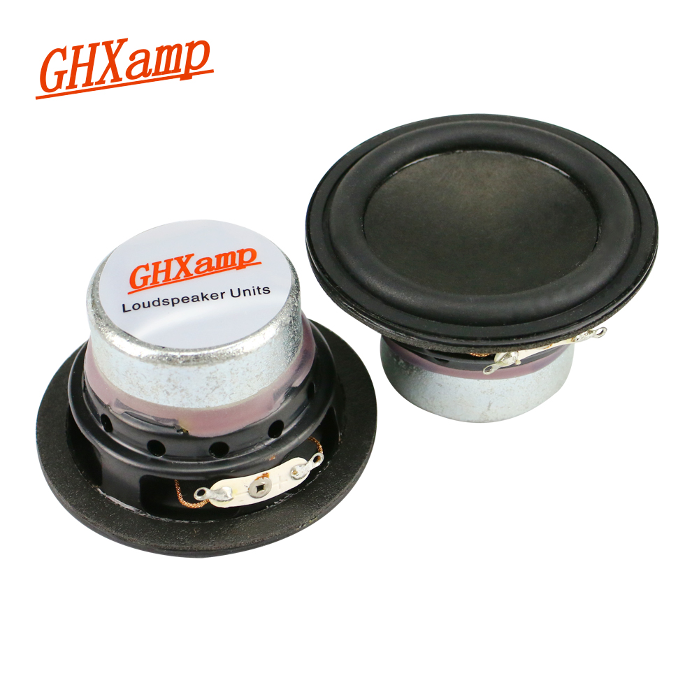 GHXAMP 2 inch Full Range Speaker Unit 15W Bluetooth ...