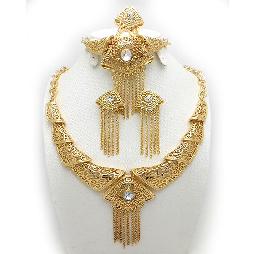 com buy bridal gift nigerian wedding african jewelry set fashion