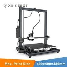 Xinkebot 3D Принтеры Orca2 Cygnus Металлический Каркас Двойной Экструдер Работает с ABS и PLA Бесплатная доставка