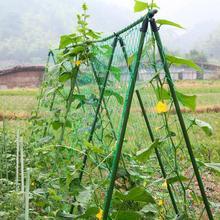 Durable Nylon Trellis Net Garden Netting Plant Support for Climbing Plants Vegetable Garden High Quality Dropshipping