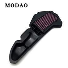 For HONDA PCX150 HONDA PCX 150 150 2017 2018 Motorcycle air filter Motorcycle Accessories High Flow Air Filter(China)