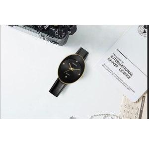 Image 5 - Smael novo relógio de quartzo inoxidável relógios femininos moda casual marca luxo senhoras relógio digital sl1880 mulher relógios à prova dwaterproof água