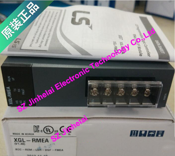 100% New and original XGL-RMEA LS(LG) Communication module 100% new and original g6i d22a ls lg plc input module
