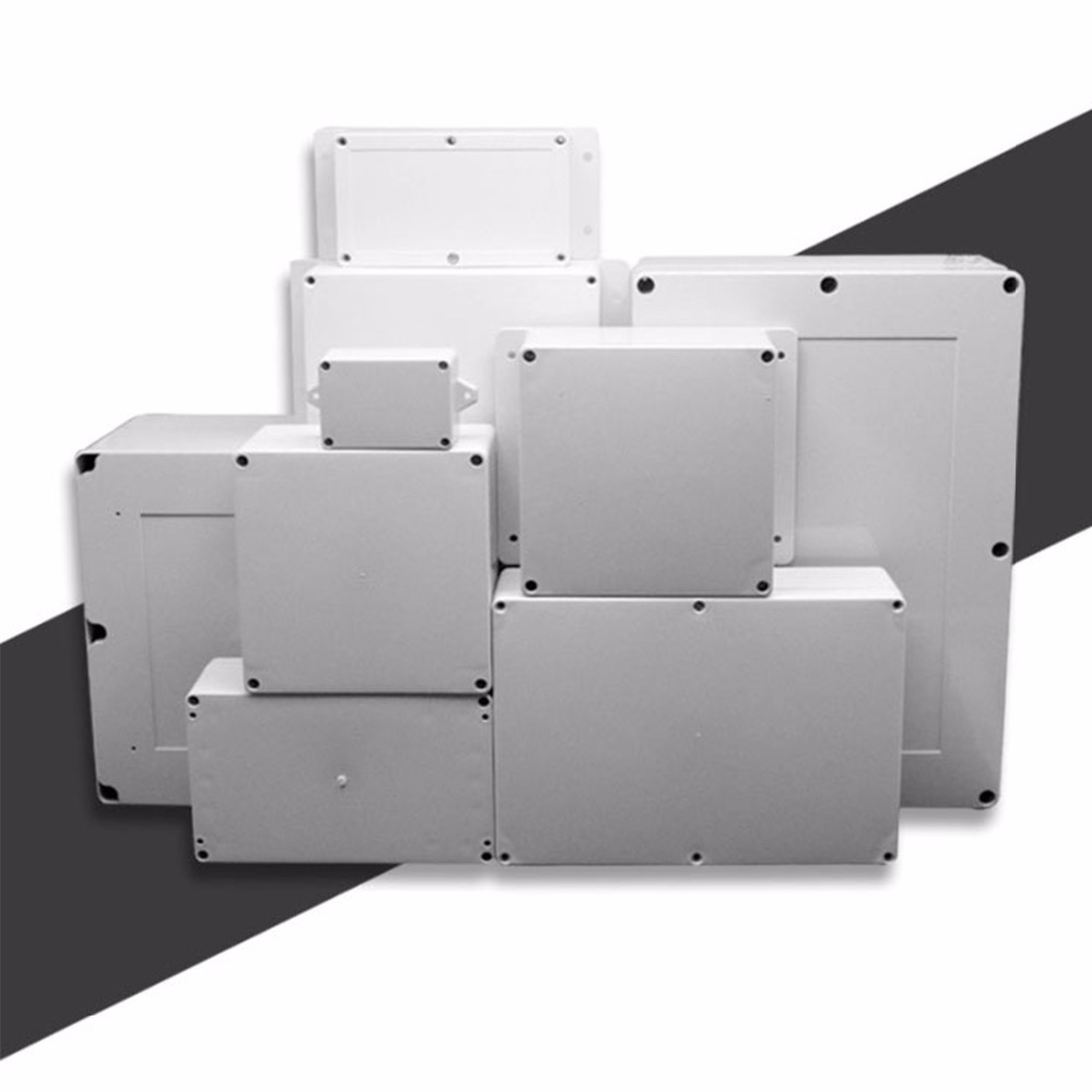 1pc ABS waterproof enclosure boxes project case outdoor junction box 95*65*55mm 1pc 95