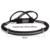 155-250mm de Calidad Superior de Los Hombres y Mujeres de La Joyería, alta Calidad de Bronce de Perlas de Circonio Cúbico Barra Curvada Largo Tubo Trenzado Macrame Pulseras