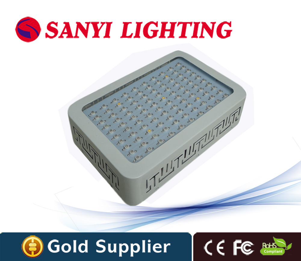 Agricultural led grow lights 100w red630nm for indoor hydroponics greenhouse grow tent box alley cropping for maximum agricultural productivity