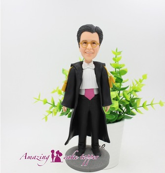 2019 AMAZING CAKE TOPPER Toys Merry and gentlemans image And Groom Gifts Ideas Customized Figurine Valentine's Day