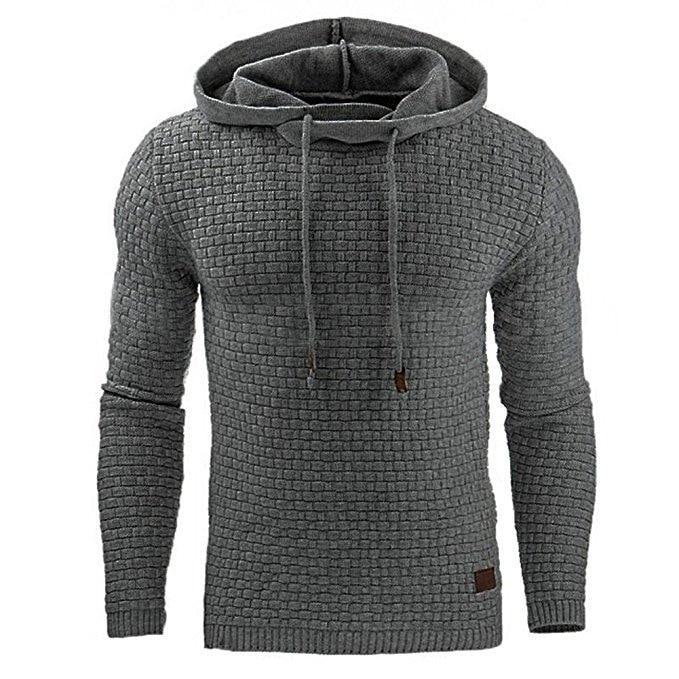 2020 New Hoodies Men Brand Male Solid Hooded Sweatshirt Mens Hoodie Tracksuit Sweat Coat Casual Sportswear M-4XL Drop Shipping