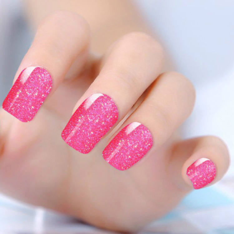 2017 Fashion Neon Nail Gel Polish Soak Off UV LED Colorful Nail ...