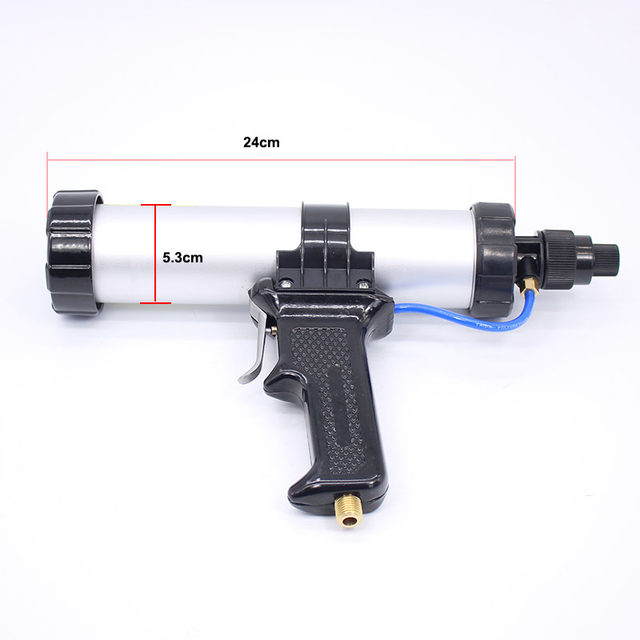 310ml Pneumatic Caulking Gun 2
