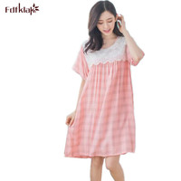 Summer Sleep Wear For Women Plus Size Lingerie Nightwear Women Nightgown Sexy Long Sleeve Sleep Wear For Women Dressing Gown